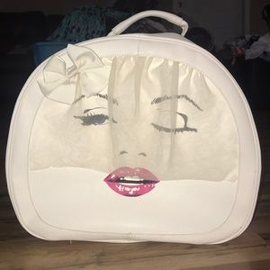 BETSEY JOHNSON Marilyn Monroe bride bag!